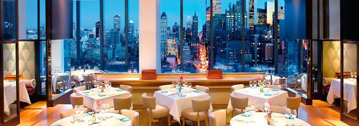 Fine Dining, New York City